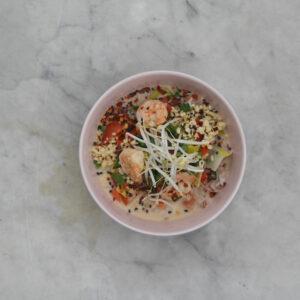 Shrimp Rice Bowl Small