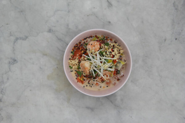 Shrimp Rice Bowl Small