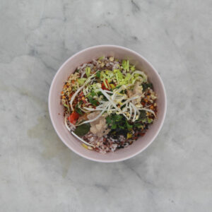 Chicken Rice Bowl Small